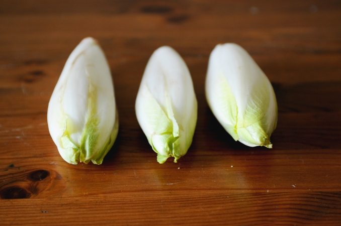 Endives with Roquefort Sauce | The Art in Life