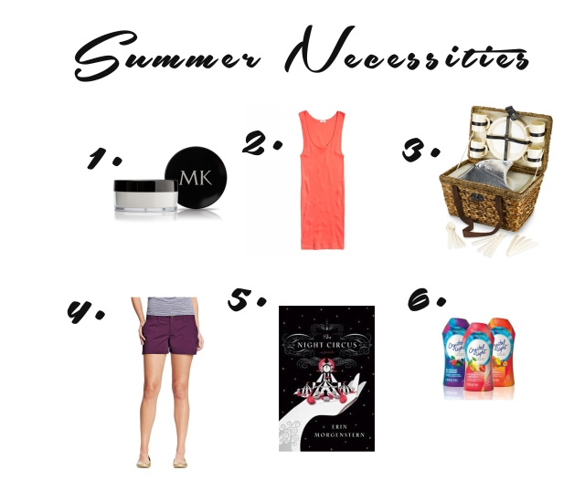 summernecessities