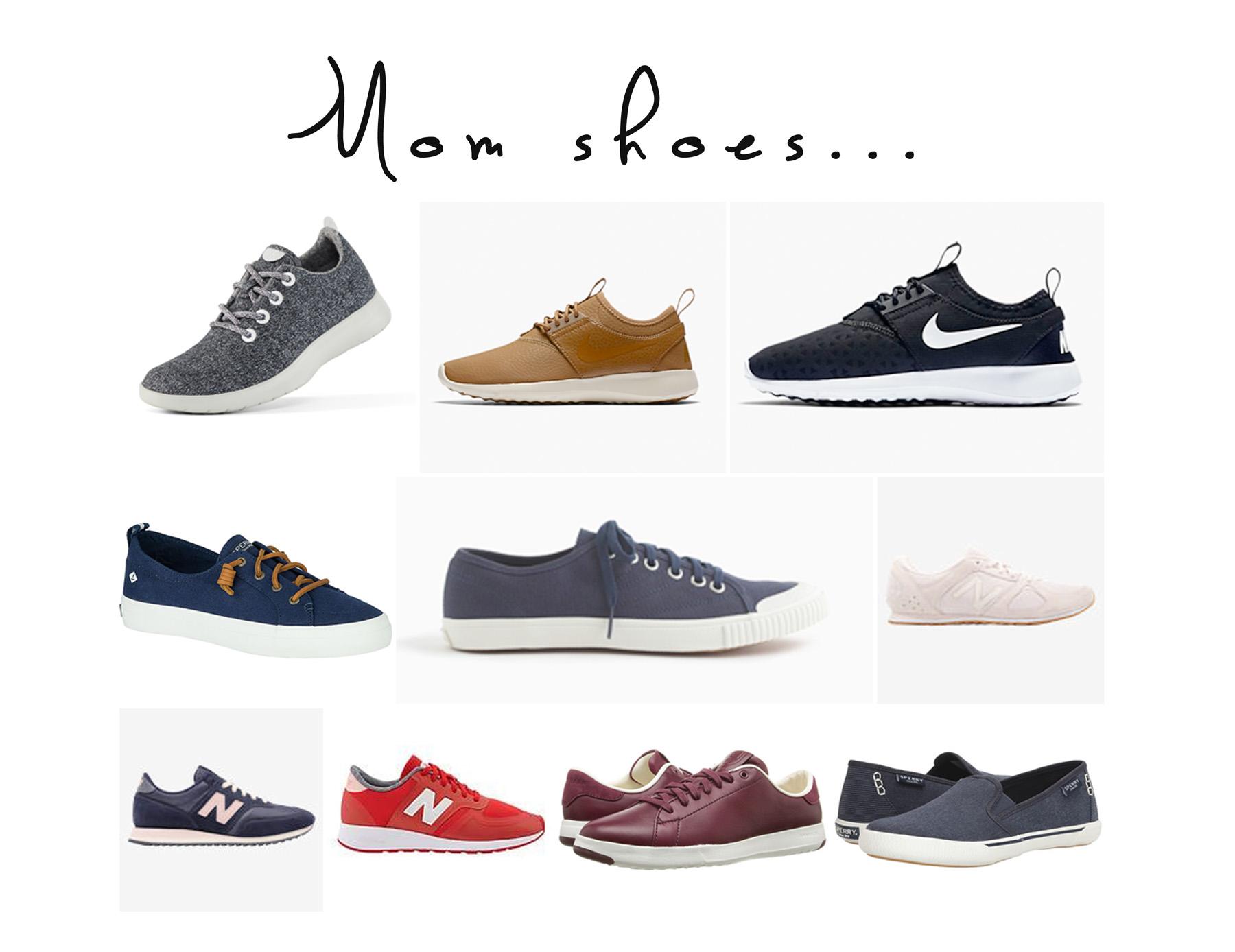 0af93e0c2420 ISO  Mom Shoes.